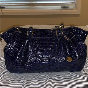 Brahmin large leather bag